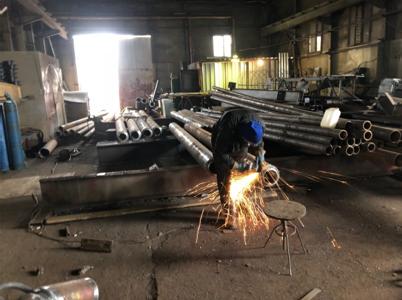 Ремонт серопроводов отделения серной кислоты №17 сернокислотного производства (СК-17 СКП) БФ АО «Апатит»