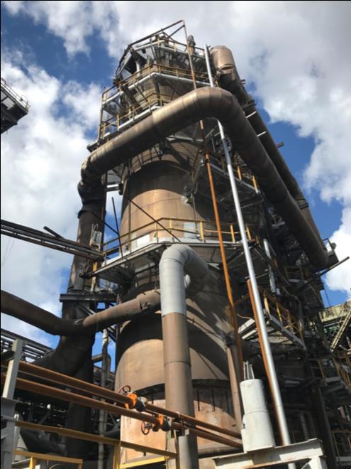 Выполнение работ по капитальному ремонту трубопроводов обогрева, блок 7, в цехе по производству аммиака №2 АО «ФосАгро-Череповец»